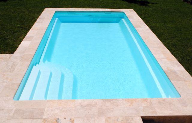 piscine bermudes blanc gris beige bleu aigo piscines. Black Bedroom Furniture Sets. Home Design Ideas
